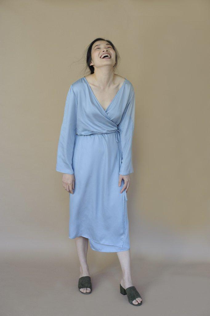 Pursuer Wrap Dress | Children of Promise