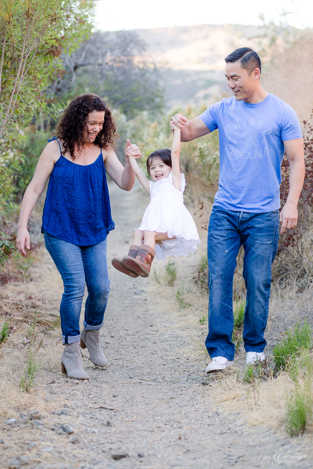 Mission Trails Family Photos