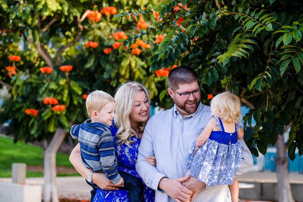 Scripps Pier Family Photographer