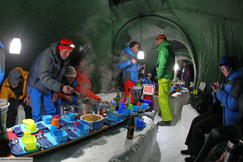 Photo from the Hilleberg website.