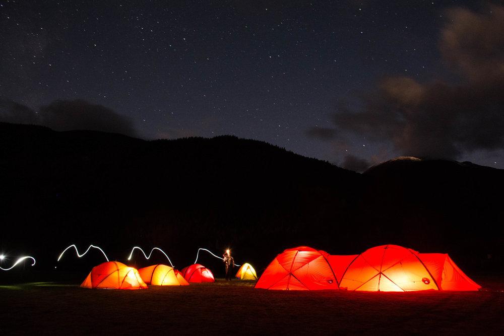 Access & Camp -