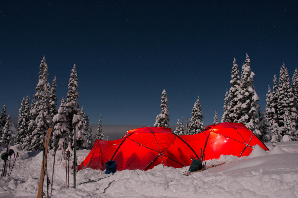 A look at the Hilleberg Atlas tents.