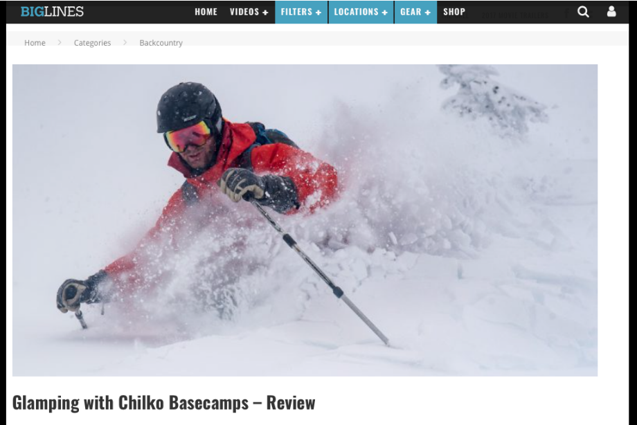 Check out a review of our past Pemby Pow on Big Lines
