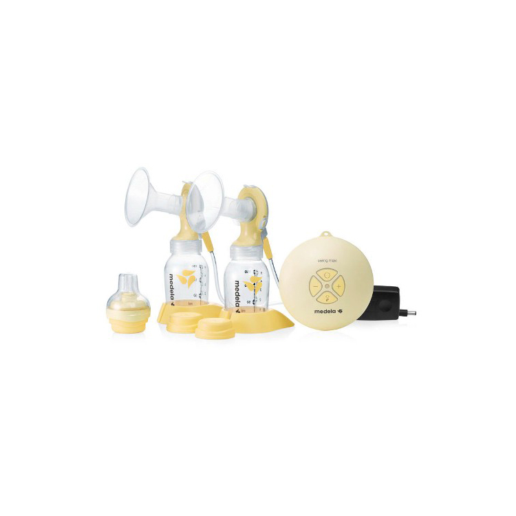 Medela Swing Maxi Double Electric Breast Pump 2 Phase The Baby