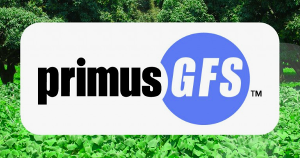 Primus Labs GFS certified with a 99% score to ensure food safety procedures by FDA and USDA