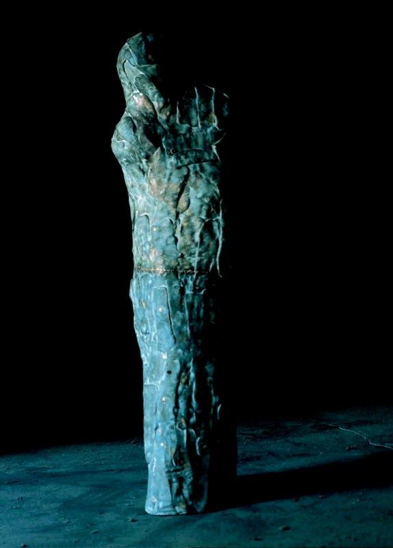 Another-self もう一人の自分  Bronze  ブロンズ  Photo by Mitsumasa Fujitsuka 撮影/藤塚光政