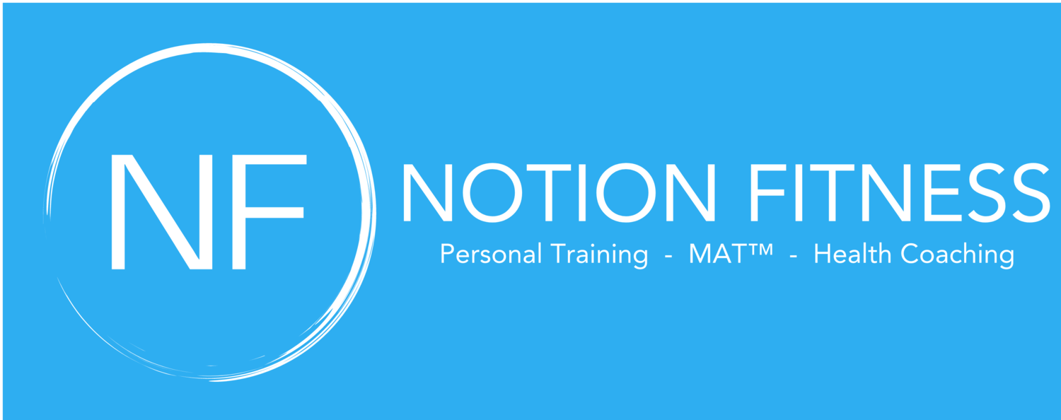 health coaching notion fitness