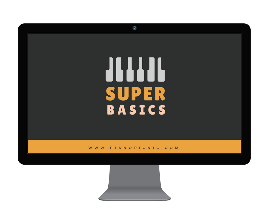 Super Basics - Are you ready to learn to play piano? My fast, easy, online tutorials teach you the essentials to play piano, without the fuss. Start playing today!You don't need all the complicated stuff that leaves your head spinning. What you need is someone to guide you through your piano learning step-by-step!