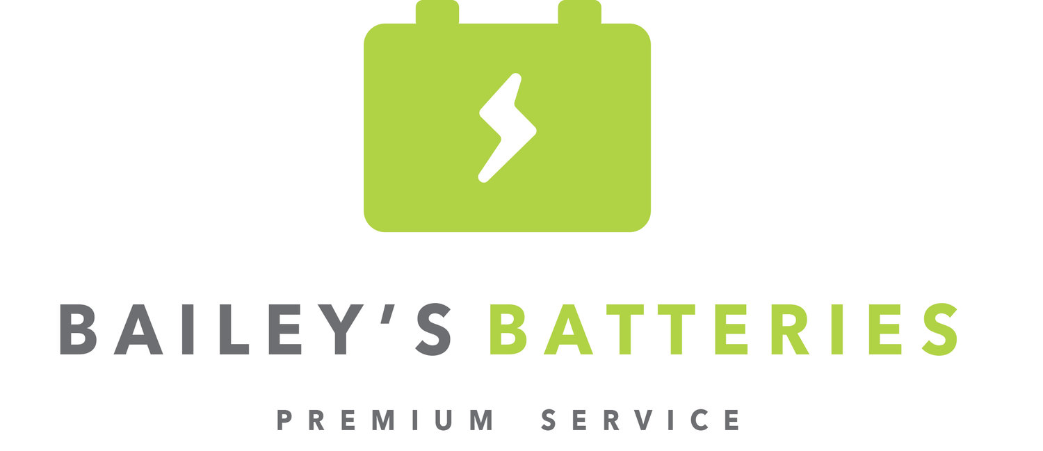 BAILEY'S BATTERIES