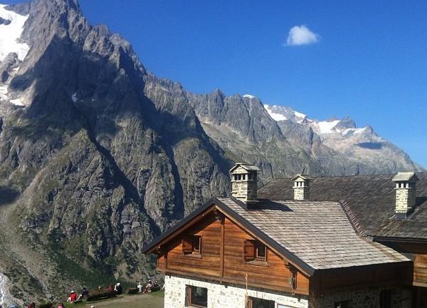 Refuge Chamonix Mont Blanc