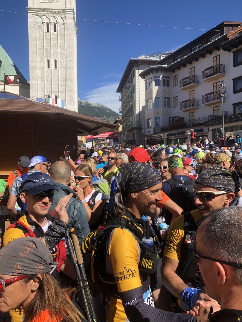 Cortina Trail Dolomites
