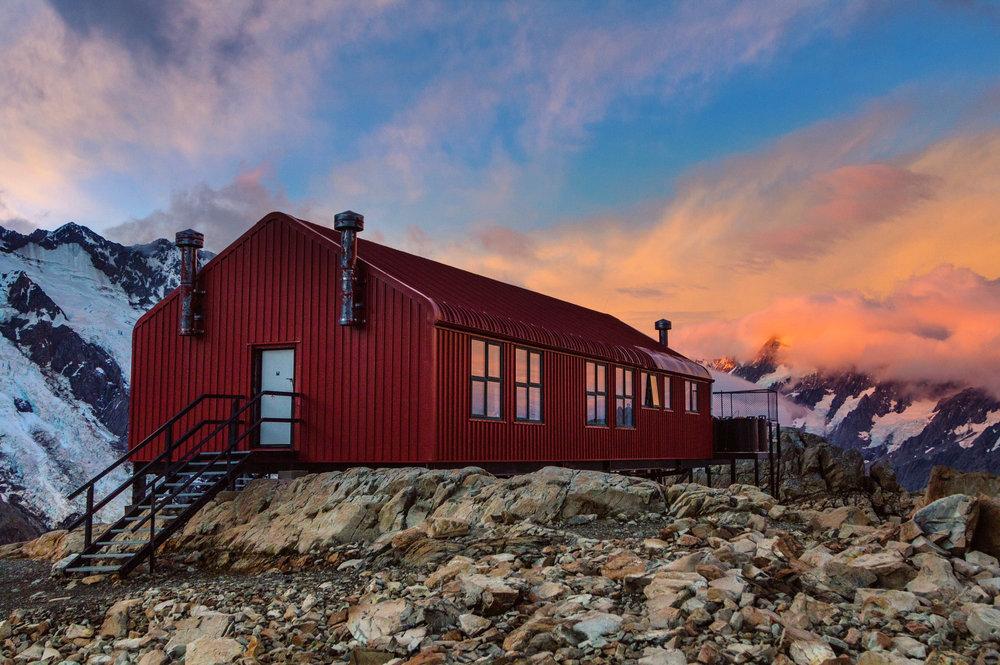 Trail Running Hut to Hut Runcation Travel