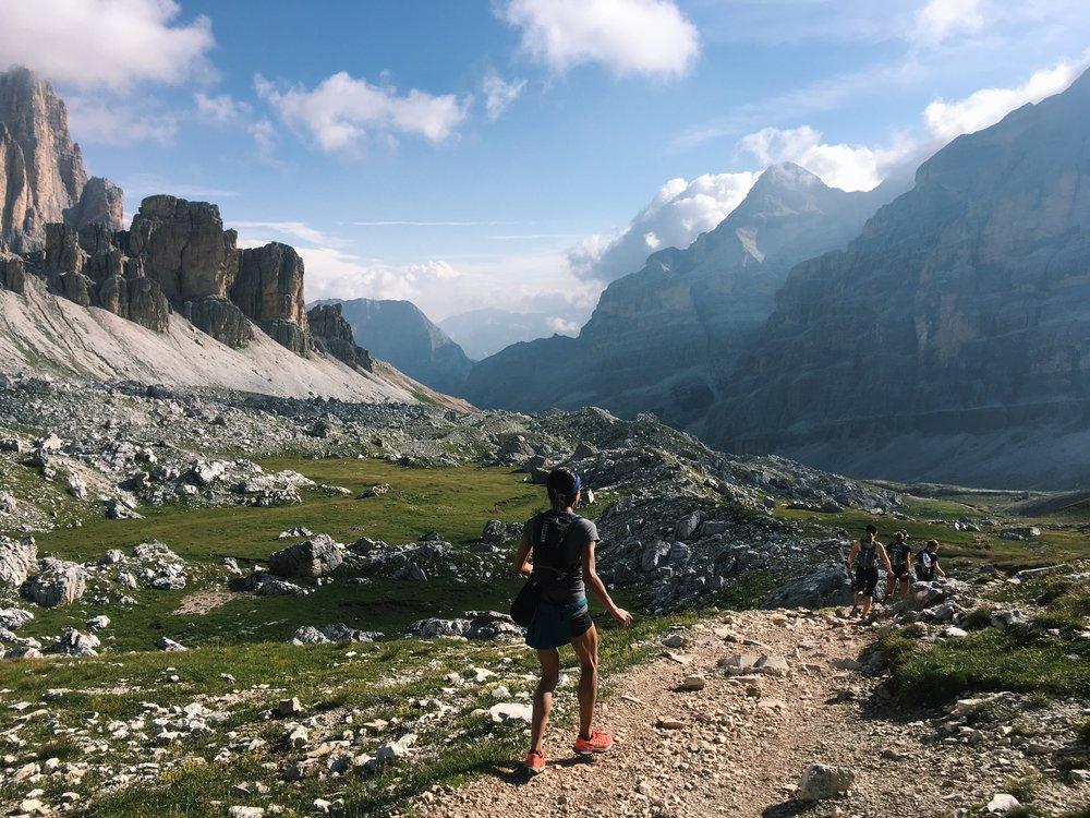 Megha Doshi Runcation Dolomites
