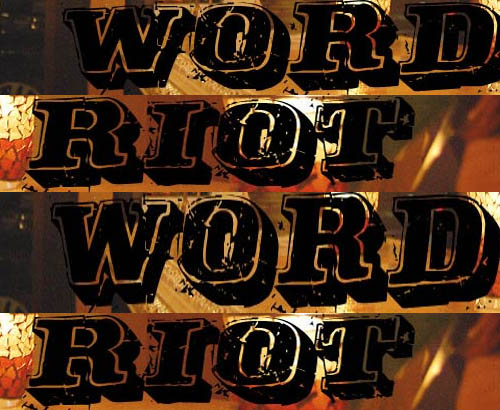 The Sniper & I -  Word Riot