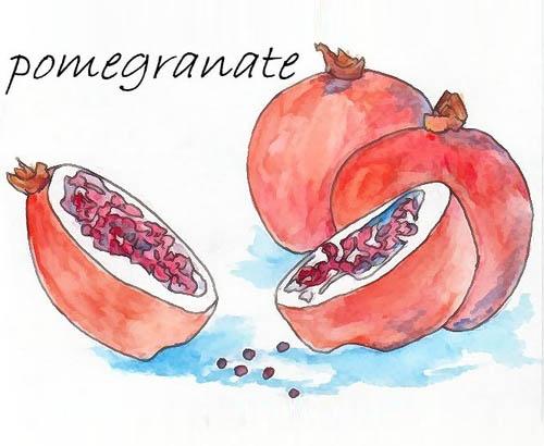 Swine Flu -  Pomegranate