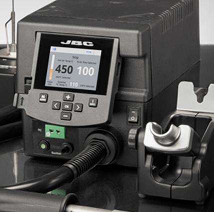 JBC Tools - Conoce como colaboramos para perfeccionar los sistemas de interfaz de usuario en soldadores profesionales