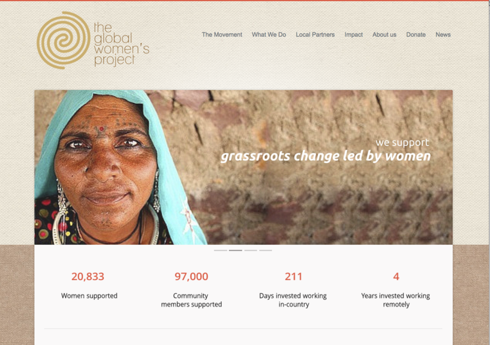 Global Women's Project - The Global Women's Project (GWP) is a non-profit organisation based in Melbourne dedicated to creating a gender equal world.
