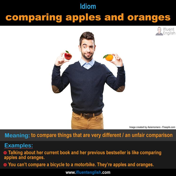 22 Useful Fruit Idioms Ifluent English