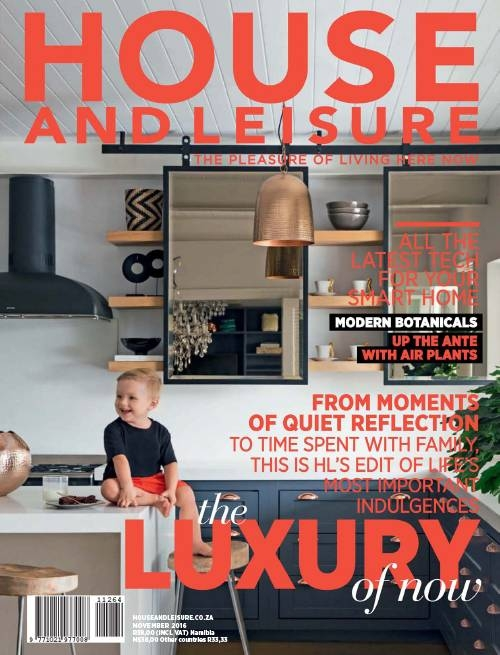 House and Leisure (cover) - Nov 2016