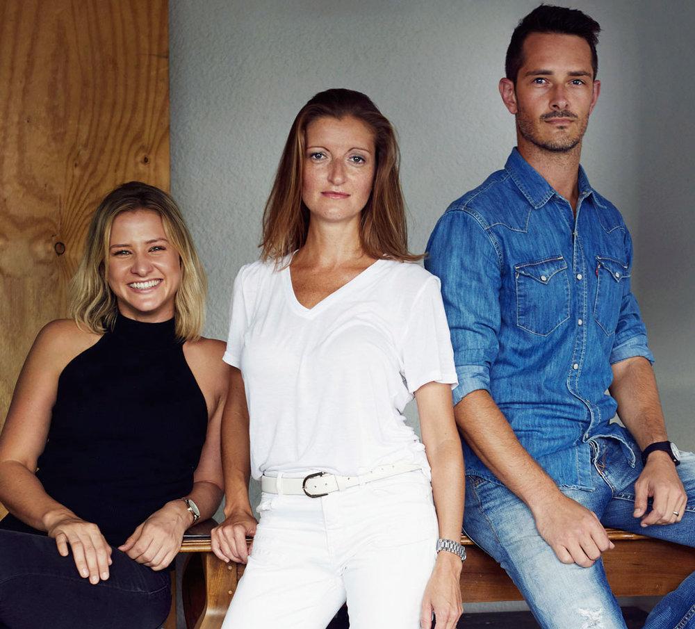 Sarah, Janie & SteHan