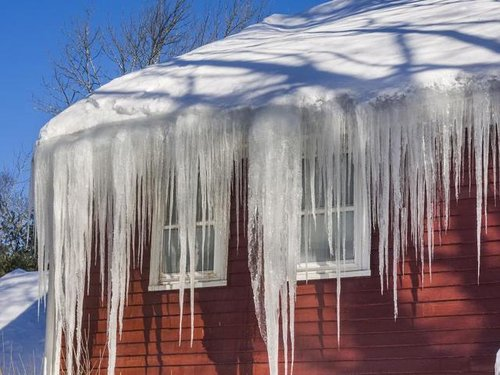 Ice Dam Insurance Claims in NH