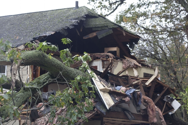 Rockport MA major structural damage claim