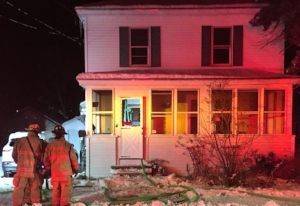 Recent Keene NH house fire damage claim