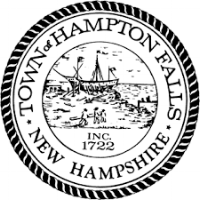 Hampton Falls, NH town seal.