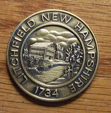 Litchfield, NH town seal.