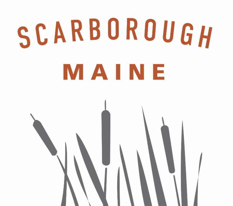 Scarborough, maine welcome sign.