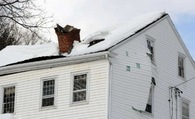Recent Hampton Falls NH roof damage claim