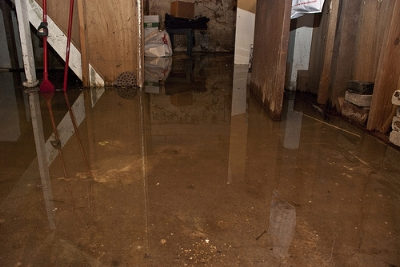 Recent Amherst NH pipe burst water claim