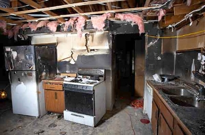 Recent Woonsocket RI fire damage claim