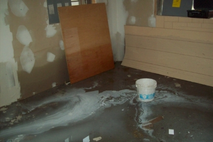 Recent Nashua NH pipe burst damage claim