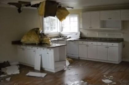 Recent Lebanon NH pipe burst damage claim