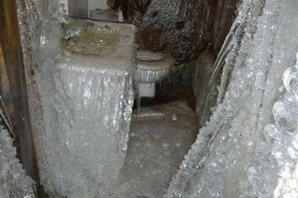 Recent Dover NH claim pipe burst damage claim