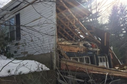 Dover NH roof collapse claim
