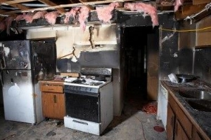 Recent Chicopee MA fire damage insurance claim