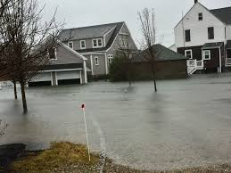 Recent Weymouth MA flood damage claims