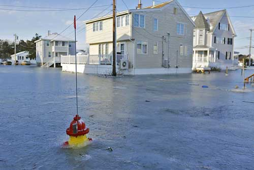 Recent Scituate MA flood damage claims