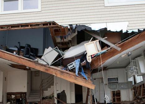 Dania Beach FL business hurricane damage insurance claims