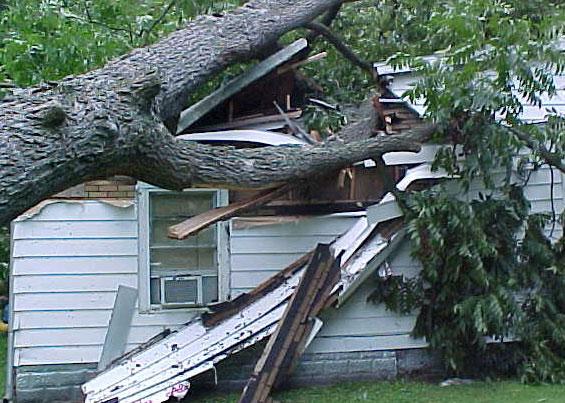 Fort Pierce FL home flood hurricane damage insurance claims