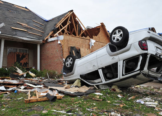 Coral Springs FL home flood hurricane damage insurance claims