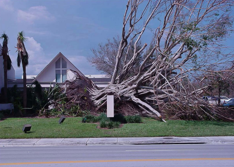 Fort Lauderdale  FL hurricane wind home damage insurance claims