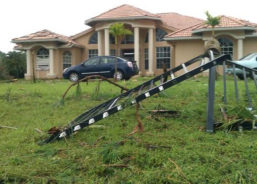 Juno Beach FL home flood hurricane damage insurance claims