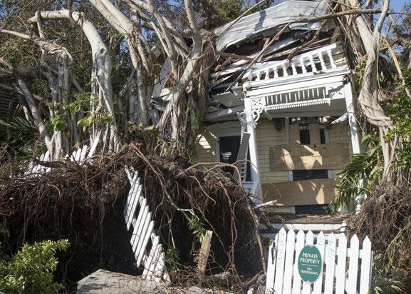 Lake Worth FL home flood hurricane damage insurance claims