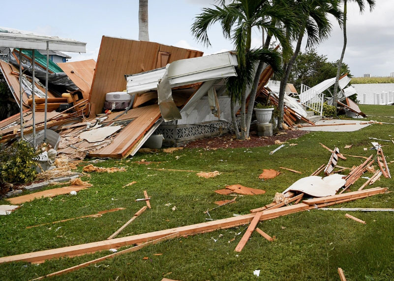 Port St. Lucie FL home flood hurricane damage insurance claims