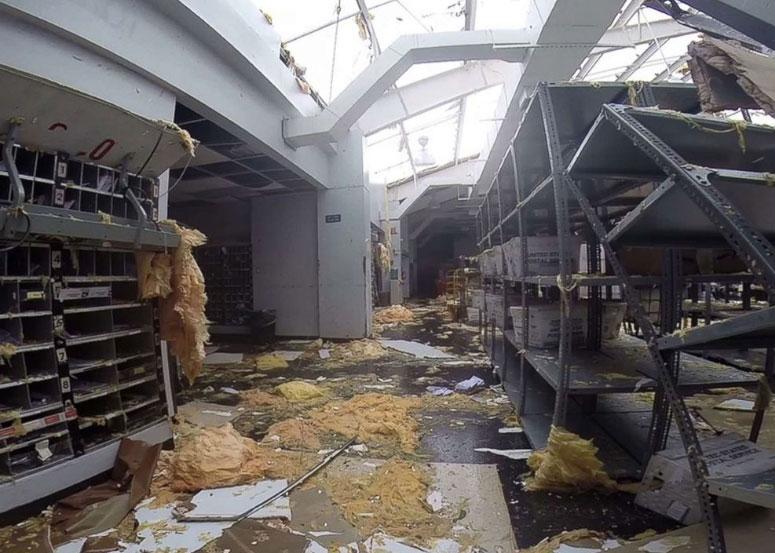 Wellington FL business hurricane damage insurance claims