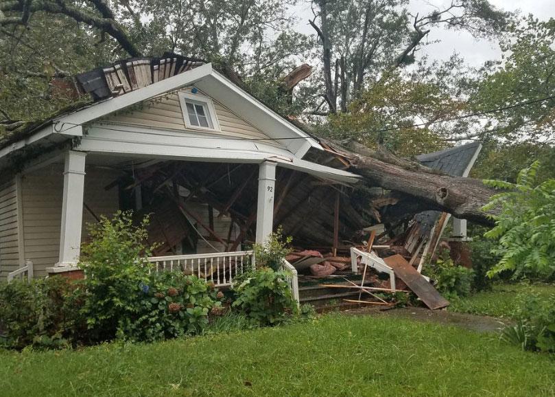 Wellington FL home flood hurricane damage insurance claims