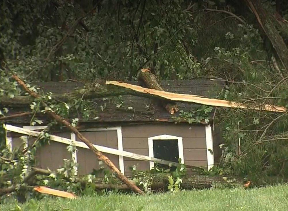 Upton MA tornado homeowner damage insurance claims